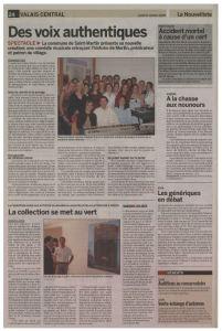 Nouvelliste, Lundi, Octobre17,2005 - Archive Express