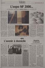Nouvelliste, Lundi, Décembre14,1998 - Archive Express