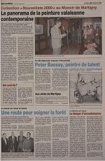 Nouvelliste, Lundi, Novembre21,1988 - Archive Express